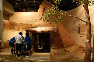 写真:歴史展示室