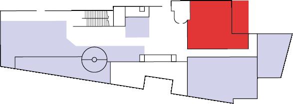 クラスルームAマップ